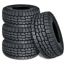 4 Lionhart LIONCLAW ATX2 LT275/65R18 123/120S 10P M+S AS All Terrain Truck Tires