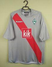 Werder Bremen jersey shirt 2005/2006 Away football soccer kappa Size 2Xl