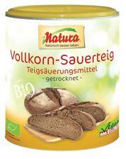 Natura Bio Vollkorn-Sauerteig, 125 g, Teigsäuerungsmittel bio & vegan