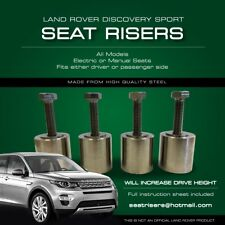 Land Rover  Discovery Sport Seat Risers-All Models-Fits Driver or Passenger Seat