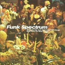 FUNK SPECTRUM Compiled Josh Davis AKA DJ Shadow & Keb Darge (NEW SEALED) CD Rare