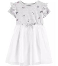Oshkosh BGosh Infant Girls Unicorn Tulle Dress NWT short...