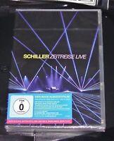 SCHILLER ZEITREISE LIVE DVD SCHNELLER VERSAND NEU & OVP
