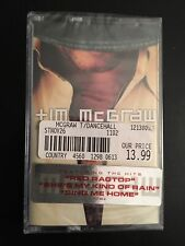 New Unopened Tim McGraw & Dancehall Doctors Cassette Tape Album Nos 🎸🤠 🎶
