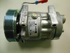 4011-DAMAGED SANDEN AC COMPRESSOR TOPKICK KODIAK GM 191300421 AC DELCO 15-21534