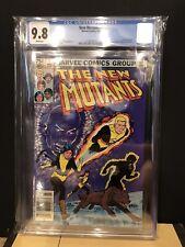 New Mutants #1 CGC 9.8
