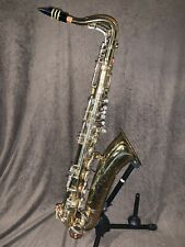 Vintage 1960's Conn 10M Tenor Saxophone - Ready to play- Excellent Condition