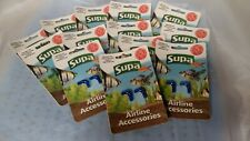 13 Packets~Supa Airline Accessories~Blue Elbow & Green Cross~Aquarium~Fish Tank