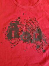 ICP girls t-shirt XL red splatter logo Insane Clown Posse  Twiztid Juggalo