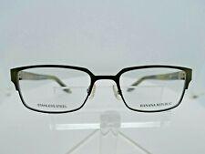 3278a5f4874 Banana Republic Derick (JZY) Brown Matt 55 X 18 Stainless Steel Eyeglass  Frames