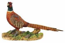 New Border Fine Arts Bird Wildlife Pheasant Model Hand Painted Figurine Boxed