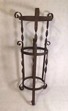 New listing Antique Iron Planter Pot Stand #2