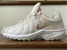 Nike VXT Cross Trainers, Size 9, White/Pink