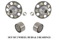 Rear Wheel Hub & Bearing fit HONDA CR-V (EX model)  2002-2006 PAIR
