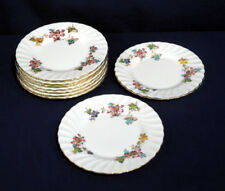 Minton China VERMONT S-365 9 Bread and + Butter Plates 6-1/4""