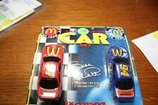 Bill Elliott 1:64 Scale McDonald'S Racing Team Mini-Race Car Set (2-Cars Pack)