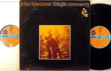 2 LPs CHESS JAZZ MASTERS John Klemmer MAGIC MOMENTS 1976 Gatefold 2ACMJ-401 NM-