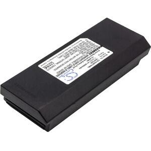 7.2V Battery for Hiab AMH0627 AX-HI6692 XS Drive XS Drive H3786692 XS Drive H379