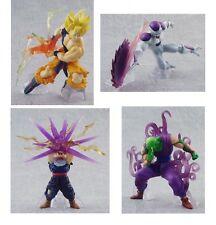 Banpresto DragonBall Z Kai Super Effect 4 Figure Freeza Son Goku Gohan Piccolo