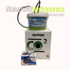 NATURA co2 Generatore/BOOSTER Contenitore/Secchiello 5l con pompa ad aria idroponica