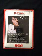 New in Box Vintage RCA 8 track tape Elvis Prestley- He walks beside me
