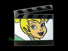 Peter Pan TINKER BELL Movie CLAPBOARD Disney 2011 Mystery Pin