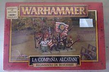 Warhammer perros de guerra regimientos de renombre alcatani beca Metal Opp