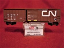 MTL 25650 CANADIAN NATIONAL 50' Rib Side Box Car #419587 'NEW' N-SCALE