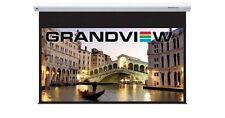 "grandview 120"" (16:10) IR motorized projection screen"