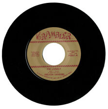 Nelson Sanders I'm Lonely / Mojo Man R&B  Northern Soul