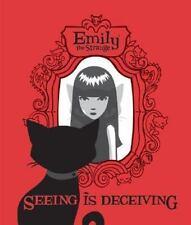 Emily the Strange Seeing Is Deceiving, Inc. Cosmic Debris Etc., Good Book