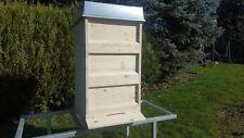 Bienenbeute incl. 30 Rähmchen Zander Magazinbeute Dr.Liebig Zandermaß  520x420mm