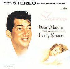 Sleep Warm by Dean Martin (CD, Apr-1996, Capitol)