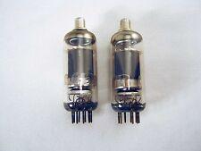 2 Pcs NOS National 7235 - high voltage triode audio radio amplifier Tubes NIB