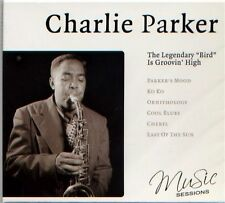 "- CD - CHARLIE PARKER - The legendary ""Bird"".."