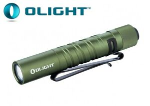 New Olight i3T EOS ( OD Green ) 180 Lumens LED Flashlight Torch