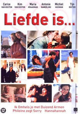 Love is... Collection NEW PAL Arthouse 3-DVD Set Dutch