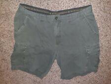 Boy Scouts Of America Official Uniform Men's Shorts Sz 42 Green Cargo Pockets