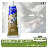 Timing Belt / Chain Cover Pro Flexible Gasket  For Daihatsu. Seal Fix DIY