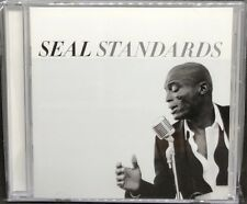 SEAL - STANDARDS, CD ALBUM, (2017).