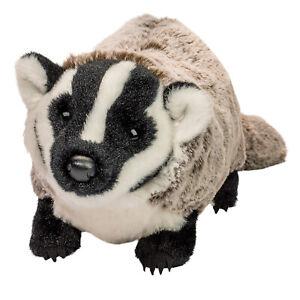 "Douglas Barry 11"" Badger Plush Stuffed Animal"