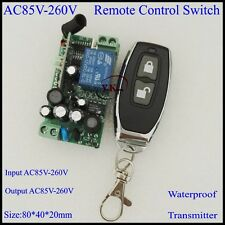 AC240V AC110V AC230V AC180VWireless Lighting Remote Switch Smart Home LED Strips