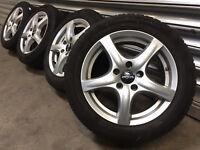 "Audi A3 8V Sportback Cabrio Ronal Alufelgen Winterreifen 205/55 R 16 ""3,0mm*"