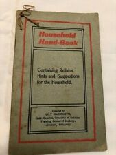 Household Hand-Book from Rumford Chemical Works