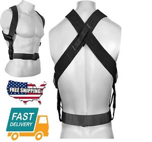 Outdoor Sport Hunting Rothco Combat Suspenders Tools Nylon,Belt Not Included