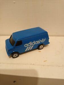 """Corgi juniors U.S Custom Van """"Adidas"""" *L@@K RARE *"""