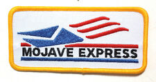 "Fallout Mojave Express Logo 4.25"" Embroidered Patch- FREE S&H (FOPA-09)"