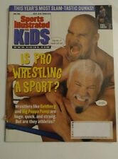 June 2000 Goldberg & Big Poppa Pump Sports Illustrated For Kids NO LABEL WB