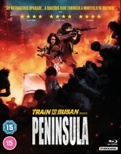 Train to Busan Presents - Peninsula Blu Ray RB