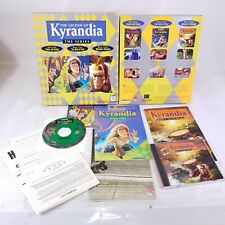 THE LEGEND OF KYRANDIA THE SERIES vtg computer pc Book One & Three Only g1
